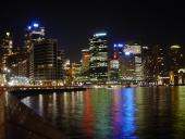 Aller à la photo Sydney by night