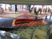 Lobby at Burj Al Arab Dubai